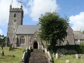St Bartholomew, Yealmpton