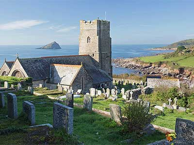 St Werburgh's Church, Wembury