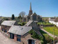 All Saints Church, Holbeton