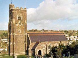 St Peter's, Noss Mayo